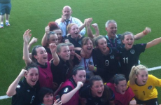 Ireland U-19 Women beat England as knockout stages in sight