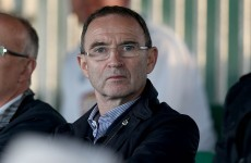 Martin O'Neill was at the Carlisle Grounds to see Rovers slay Bray