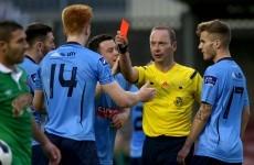 10-man UCD leave Turner's Cross in a blaze of finger-jabbing as Cork go top