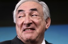 Strauss-Kahn asked for eggs and a sandwich after his arrest
