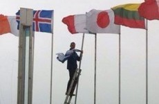 Councillor removes Israeli flag from Dun Laoghaire Harbour