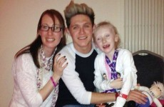Niall Horan leads tributes to young Irish fan who died after cancer battle
