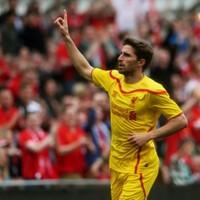 Fabio Borini named in Liverpool team for today's friendly with Preston