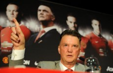 Louis Van Gaal's personality already gives him an advantage at Manchester United