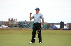 McIlroy's patience rewarded but work still to be done to secure Open title