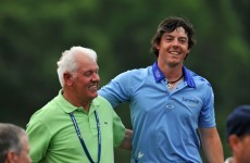 Rory McIlroy could make his dad much, much richer tomorrow