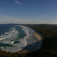 Irish surfer goes missing in the waters off Byron Bay in Australia