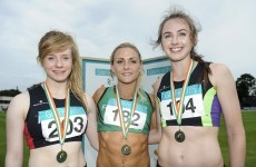 All the best pictures as Proper and Britton shine at Senior Track and Field Championships