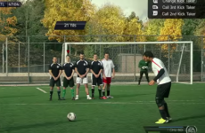 Some people with far too much time on their hands have made a 'real life' version of FIFA