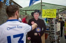 Garth Brooks darts and paint bucket cider coolers as Clones hosts Ulster final