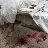 """""""It's a massacre"""" - This has been the deadliest day in Gaza so far"""