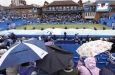 Rain spoils Niland's day - again