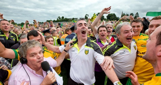 Jimmy's winning matches (again) and the rest of Sunday's best GAA images