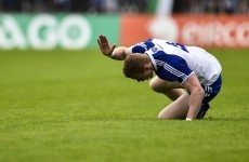 Slow start and missed chances led to Monaghan's downfall -- O'Rourke