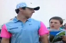 Why did Rory McIlroy refuse to sign this kid's autograph?