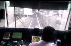 Train driver caught playing Farmville... while driving a train