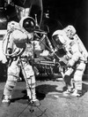 45 years ago, man walked on the moon - here's how it was reported