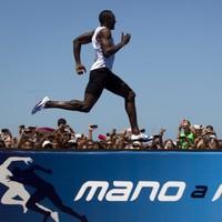 Bolt confirms Copacabana appearance but Gatlin meeting must wait