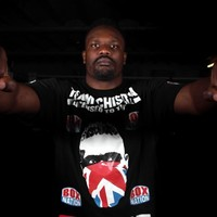 Fractured hand forces Chisora to withdraw from Fury title fight
