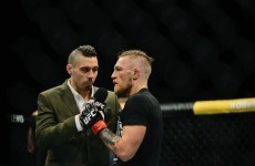 McGregor climbs to 10th in the UFC rankings for the first time after Brandao KO
