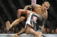 Poirier warns McGregor fans: 'Build him up - it'll be that much sweeter when I stand over him'