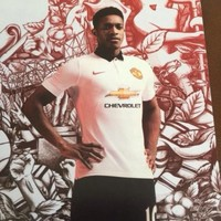 Here's the away kit Manchester United will wear this season