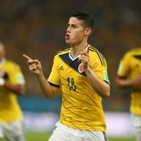 Real Madrid snap World Cup Golden Boot winner James Rodriguez