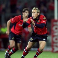 Ex-Munster out-half Hickey a Master of the professional game