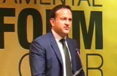Leo Varadkar and Micheál Martin rule out going into government with Sinn Féin