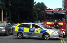 Luas back running with delays following city centre crash