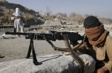 Karzai confirms US involved in Taliban peace talks
