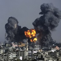 Palestinian authority backs Hamas truce demands as two children killed in Gaza