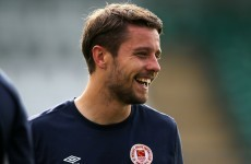 Captain Ger O'Brien confident Saints have right plan to complete Legia job