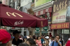 China detains five over expired meat sold to McDonald's, KFC