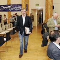 Adams says two Irelands 'does not make sense'