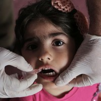 Polio 'adding to Syria's humanitarian disaster' say aid agencies