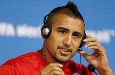 'Arry's Transfer Window: Man United set for Arturo Vidal bid?