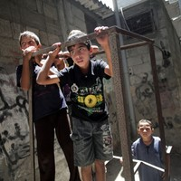 """Escalating crisis in Gaza poses """"serious threat"""" to children, says UNICEF"""