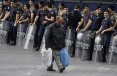 Fresh warning of Greek debt contagion - for Ireland