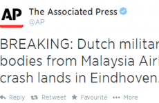 A badly punctuated AP tweet about MH17 caused widespread panic on Twitter