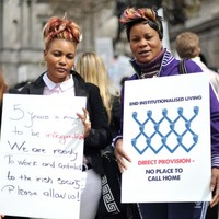 Direct Provision: 'None of us can stand over it, it's just not acceptable'