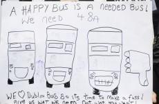 Gallery: Demonstrators rally against Dublin Bus cutbacks