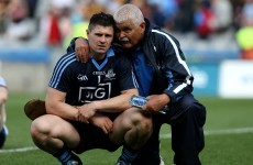 No' looking back! It's Alan Nolan's time to shine after years on the Dublin subs bench