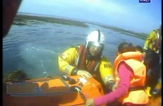 Four people on sinking boat rescued by Howth RNLI