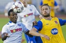 Dundalk come up just short against Hajduk despite spirited second-half fightback