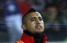 Arturo Vidal: I'm not going to Manchester United