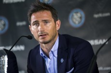 Frank Lampard sorry for 9-11 jibes, plans memorial visit