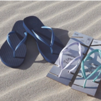 A flip-flop company crowdfunded $10,000 in ONE hour