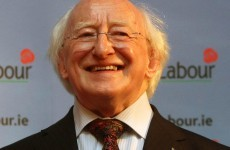 Michael D Higgins chosen as Labour Party presidential candidate
