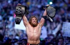 WWE star choke holds robber, stops burglary from occurring